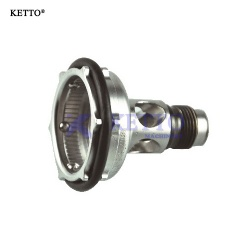 38mm ball type capping head